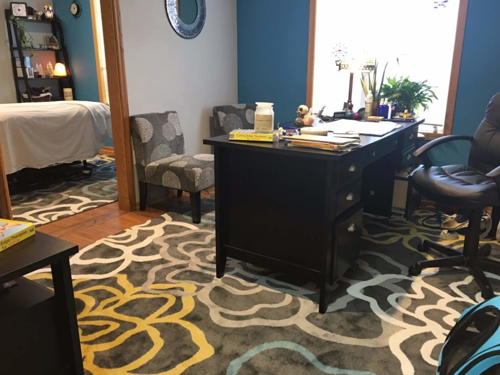 A Therapeutic Touch by Tami - New Office