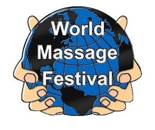 Tami Goldstein receives 2019 Teacher of the Year award at the World Massage Festival