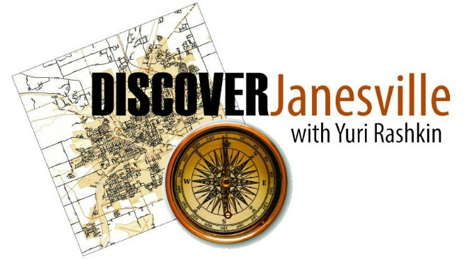 Tami, her book profiled on Discover Janesville podcast